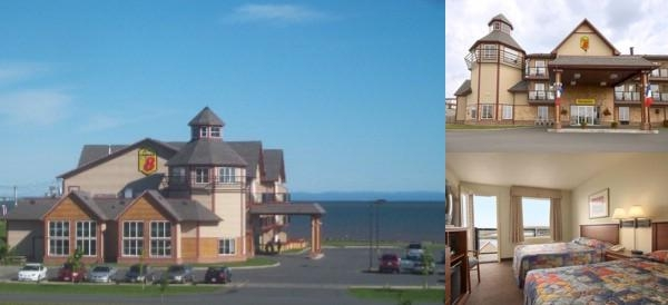Super 8 Hotel Caraquet photo collage