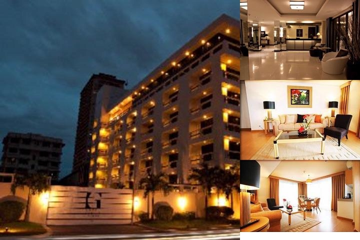 G Hotel Manila by Waterfront photo collage