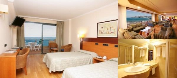 Hotel Exe Las Canteras photo collage