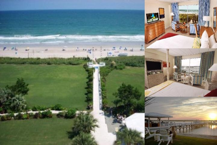 Blockade Runner Beach Resort photo collage