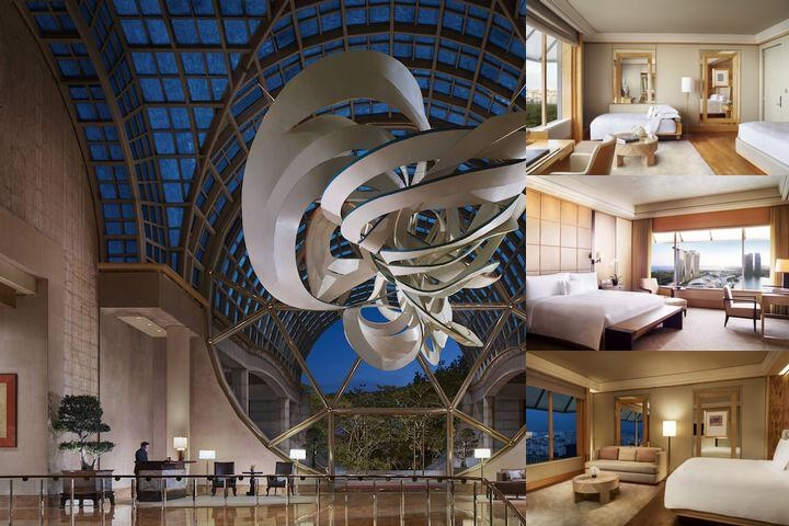 The Ritz Carlton Millenia Singapore photo collage