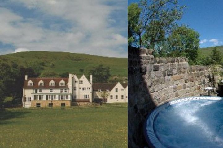 Losehill House Hotel & Spa photo collage