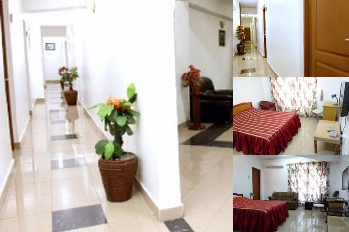 Hotel Raha Tower photo collage