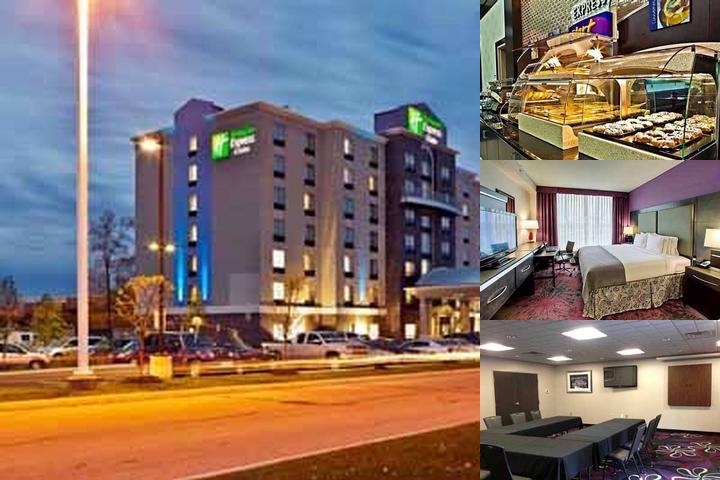 Holiday Inn Express Polaris photo collage