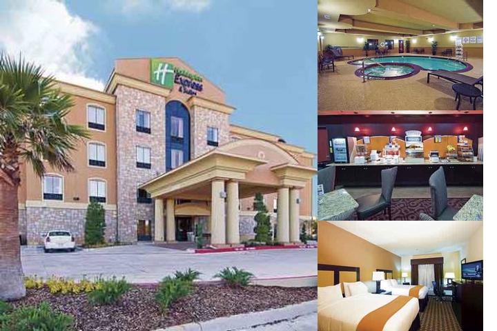 Holiday Inn Express & Suites Paris Texas photo collage