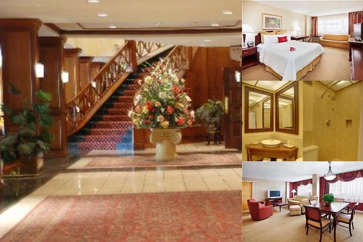 Crowne Plaza Knoxville photo collage