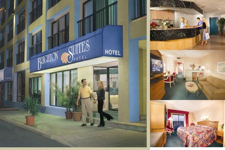 Brighton Suites Hotel photo collage