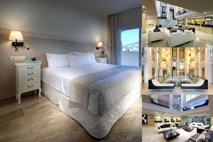 Eurostars Mijas Golf & Spa Hotel photo collage