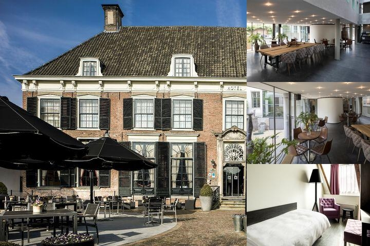 Hampshire Hotel 's Gravenhof Zutphen photo collage