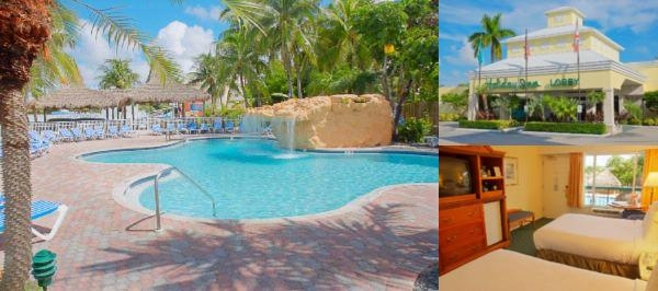 Holiday Inn Key Largo photo collage