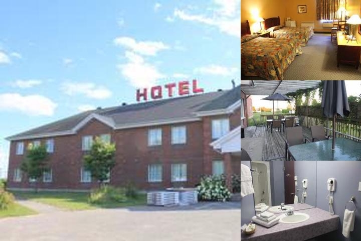 Hotel Le Portneuvois photo collage
