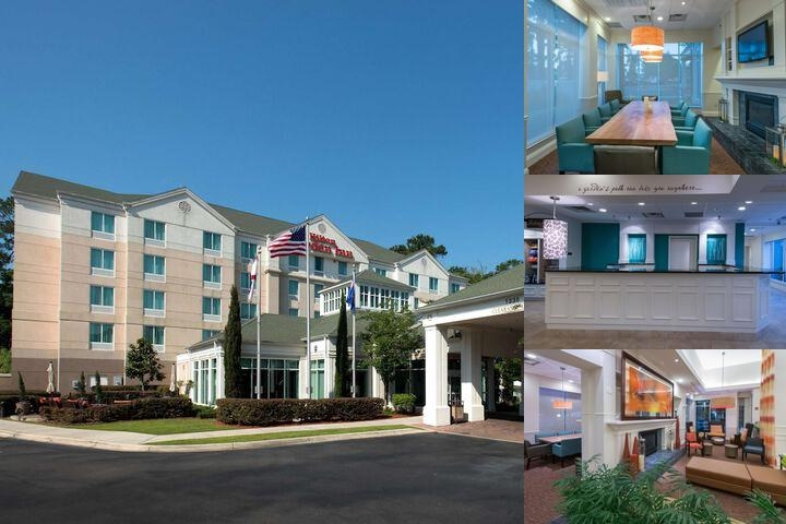 Hilton Garden Inn Tallahassee Central photo collage