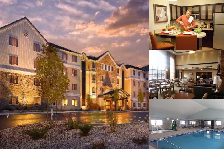 Staybridge Suites Grand Forks photo collage