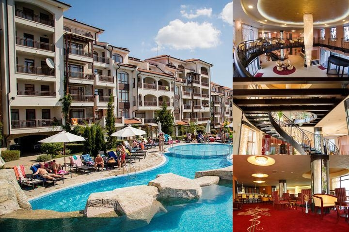 The Vineyards Spa Hotel photo collage