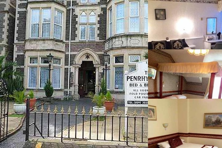 Penrhys Bed & Breakfast Hotel photo collage