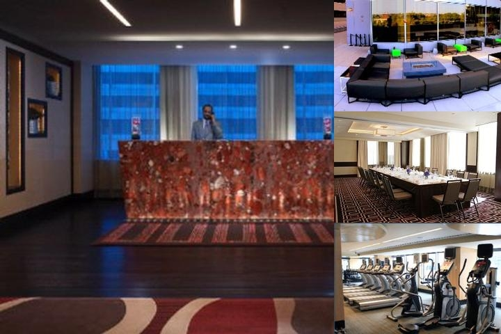 Le Meridien Arlington photo collage