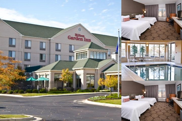 Hilton Garden Inn Columbus / Polaris photo collage