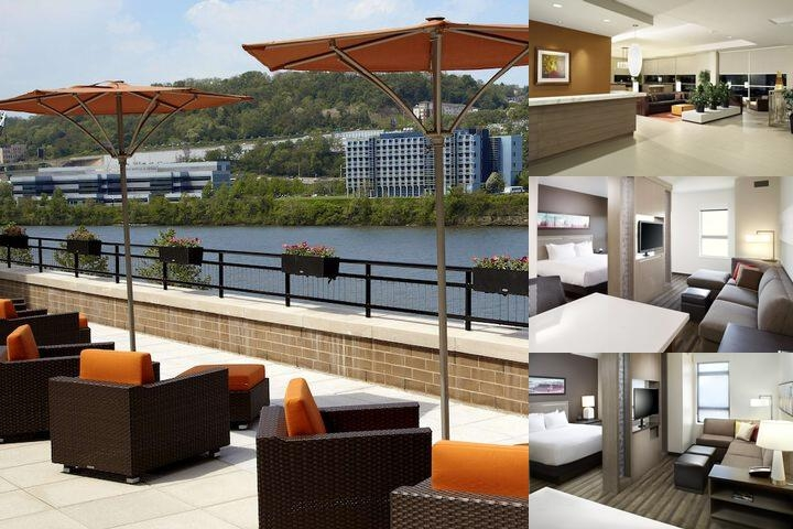 Hyatt House Pittsburgh South Side photo collage