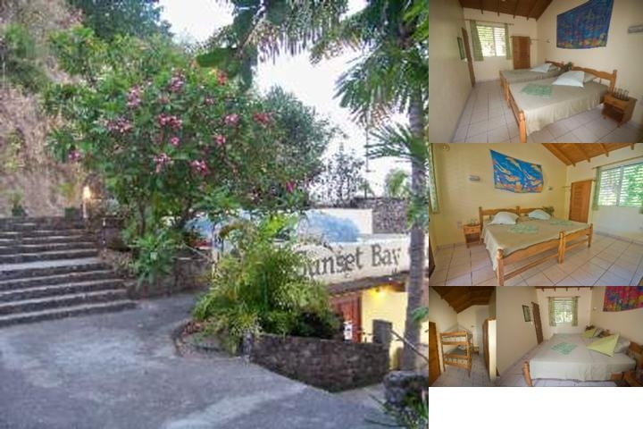 Sunset Bay Club & Seaside Dive Resort photo collage