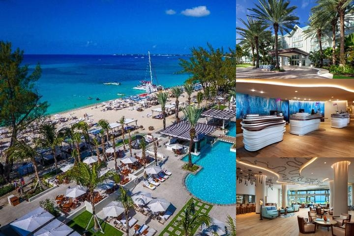 The Westin Grand Cayman Seven Mile Beach Resort & photo collage