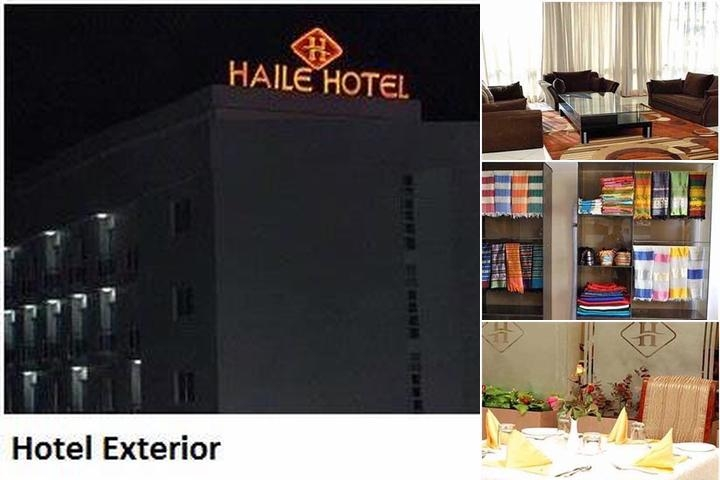 Haikan Hotel photo collage