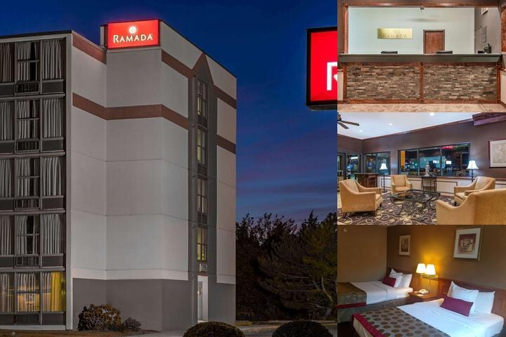 Ramada West Atlantic City photo collage