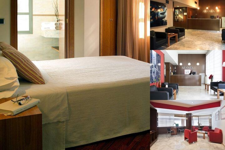 Hotel Aranea Barcelona photo collage