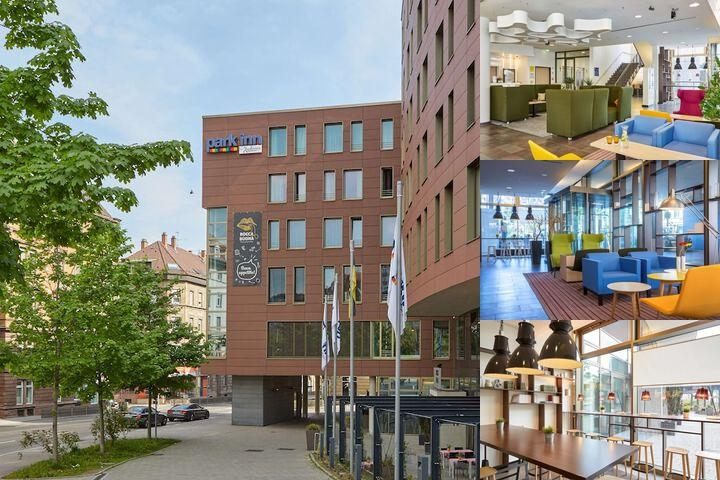 Park Inn by Radisson Stuttgart photo collage