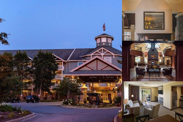 Deerhurst Resort photo collage