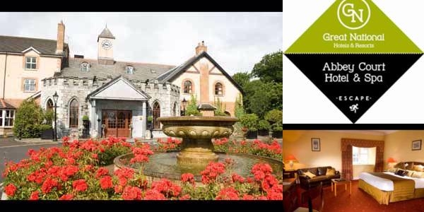 Great National Abbey Court Hotel & Spa photo collage