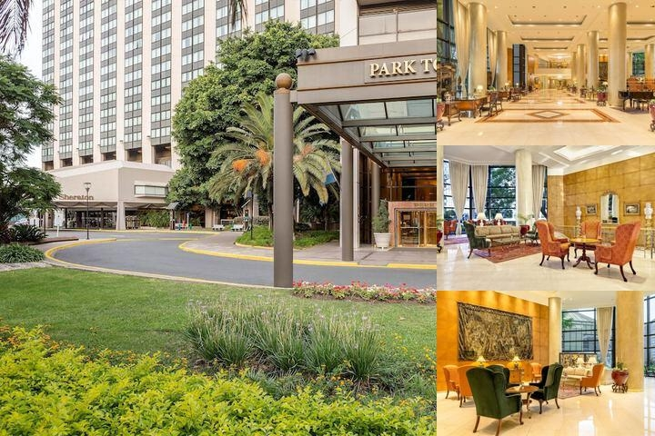 Park Tower a Luxury Collection Hotel photo collage