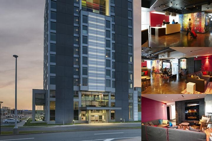 Alt Hotel Halifax Airport photo collage
