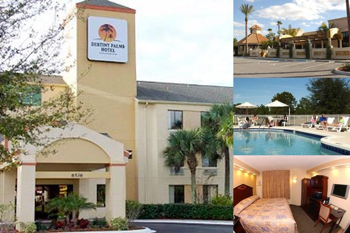 Destiny Palms Hotel Maingate West photo collage