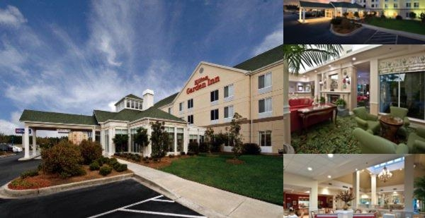 Hilton Garden Inn Savannah Airport photo collage