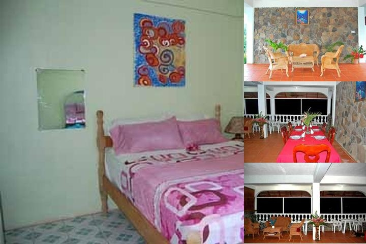 Carib Territory Guest House photo collage