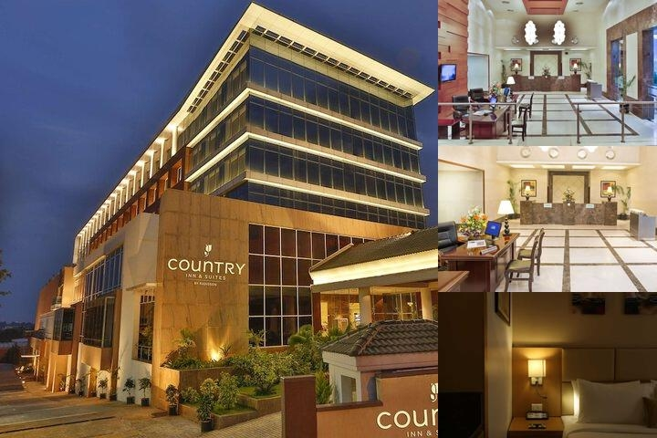 Country Inn & Suites by Carlson Mysore photo collage
