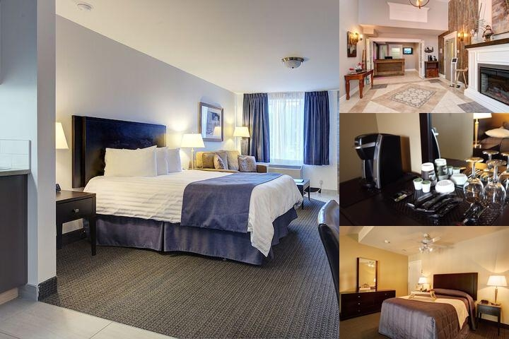 Hotel Vacances Tremblant photo collage