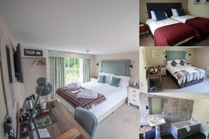 Norfolk Arms Hotel photo collage