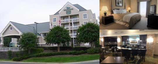 Homewood Suites by Hilton Durham Chapel Hill / I 4 photo collage