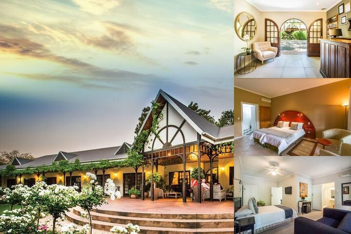 Hlangana Lodge photo collage