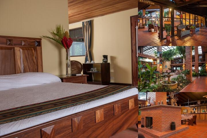 Hotel Arenal Lodge photo collage