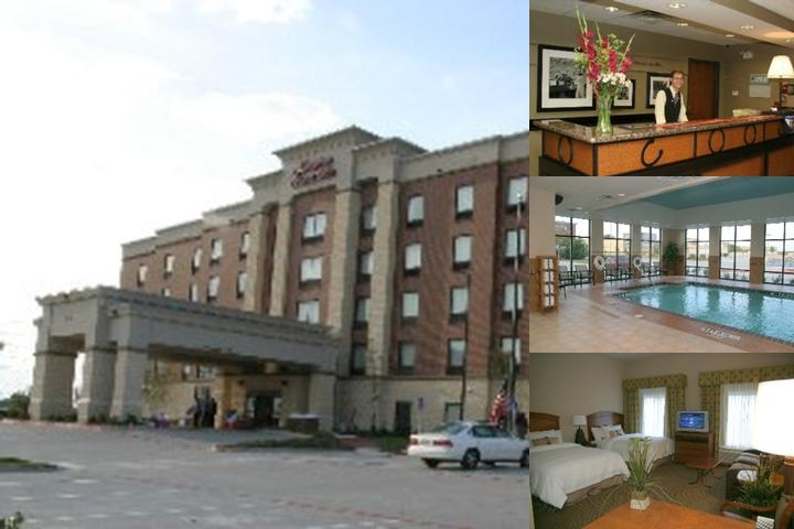 Hampton Inn & Suites Dallas / Allen photo collage