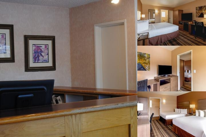 Boulder University Inn photo collage
