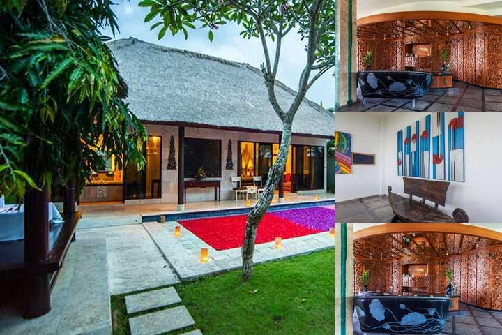 The Dreamland Luxury Villa & Spa photo collage