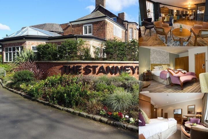 The Stanneylands Hotel photo collage