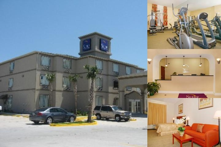 Baymont Inn & Suites Marrero photo collage