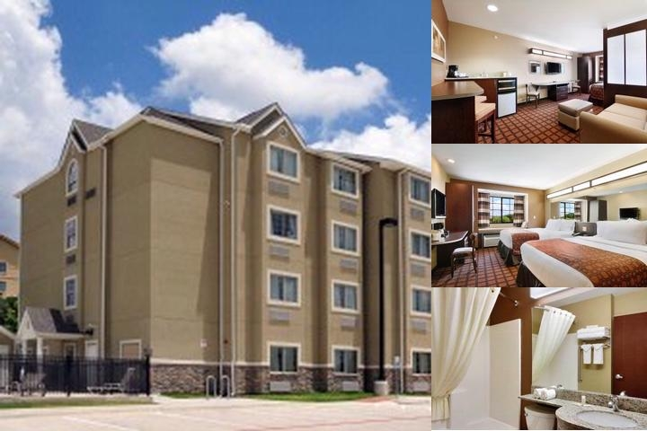 Microtel Inn & Suites Austin Tx photo collage
