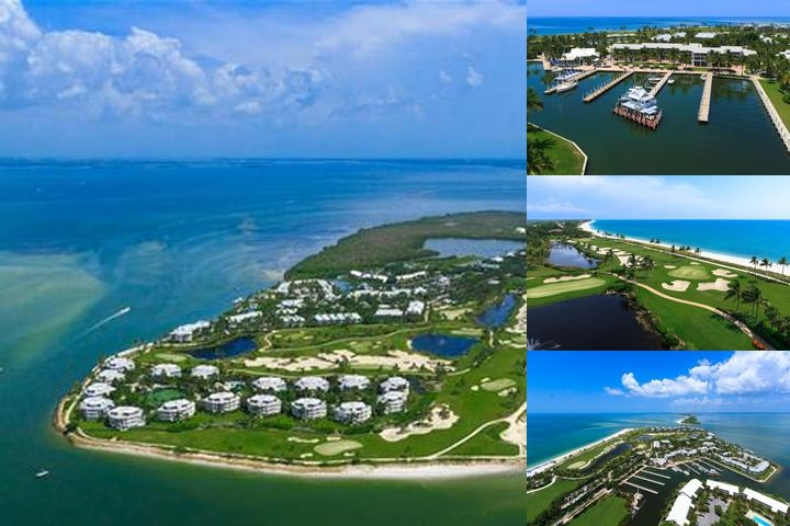 South Seas Island Resort photo collage