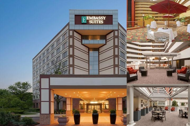 Embassy Suites Bwi photo collage