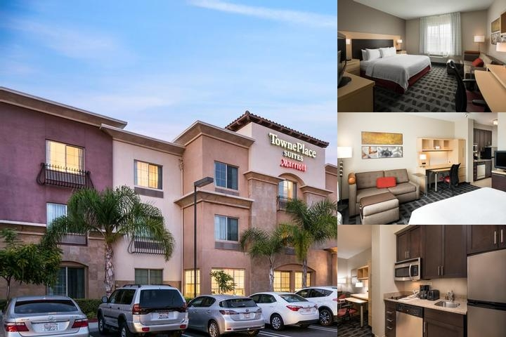 Towneplace Suites by Marriott Carlsbad / Vista photo collage